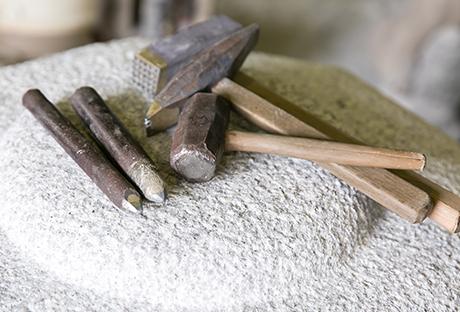 石材加工について