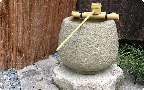 水鉢・蹲・噴水製品